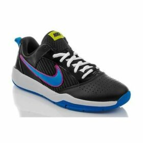 Nike  Quick Baller Low  women's Shoes (Trainers) in Black