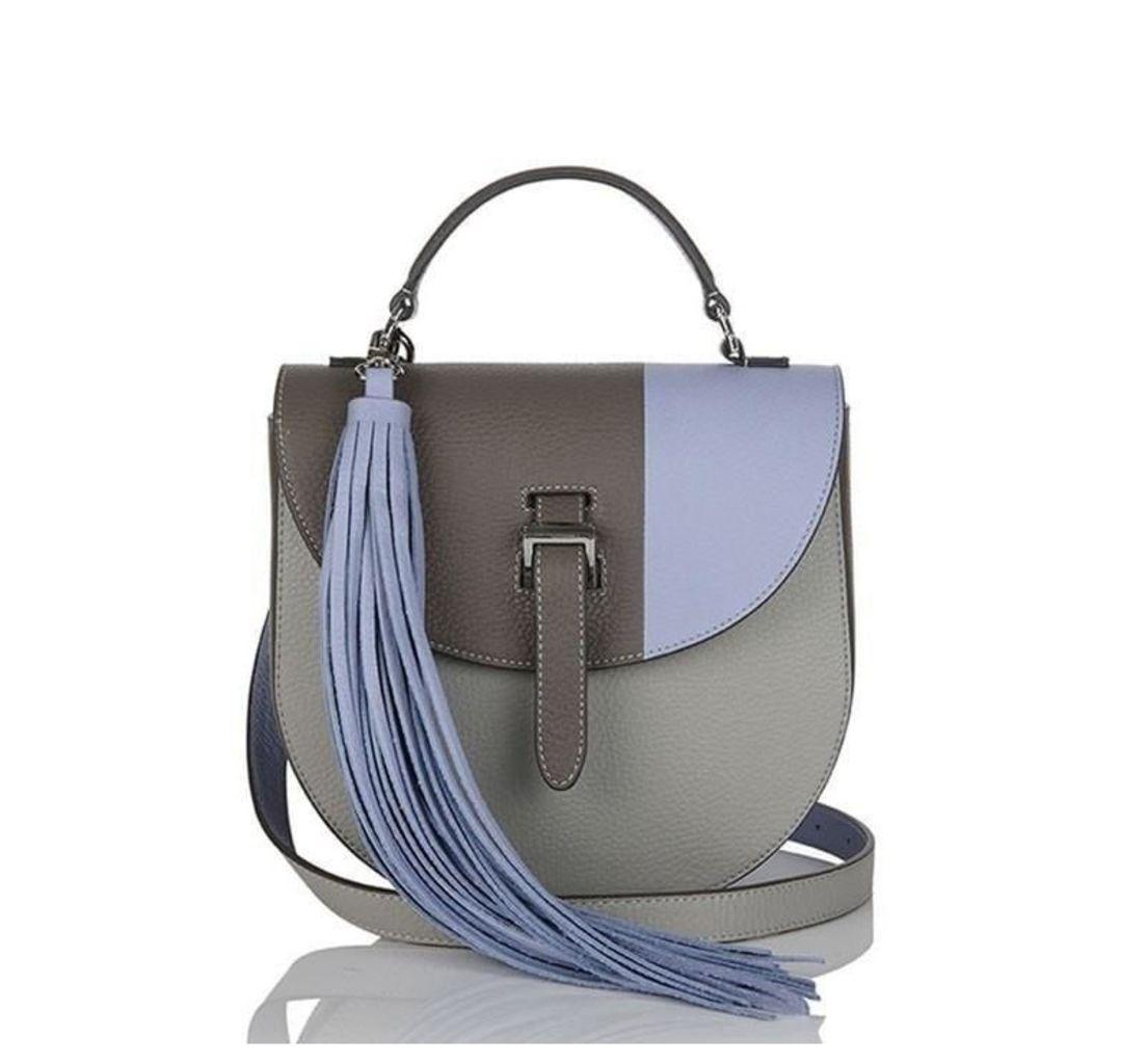 Ortensia Cross Body Bag Colour Block