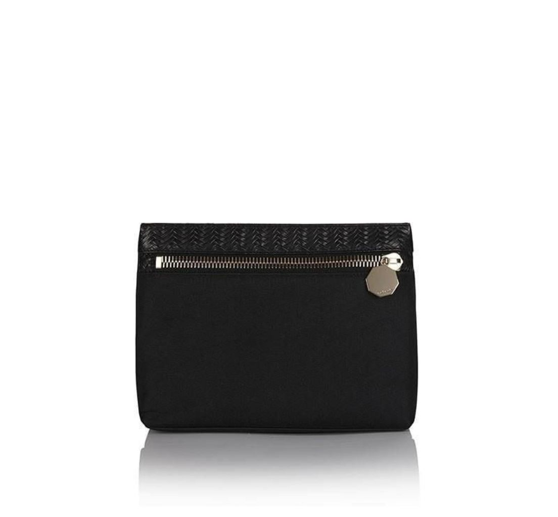 Oversized Wash Bag Black