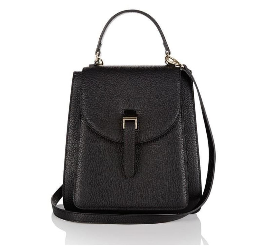 Floriana Cross Body Bag Black