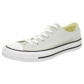 Converse  Chuck Taylor All Star OX  women's Shoes (Trainers) in Green