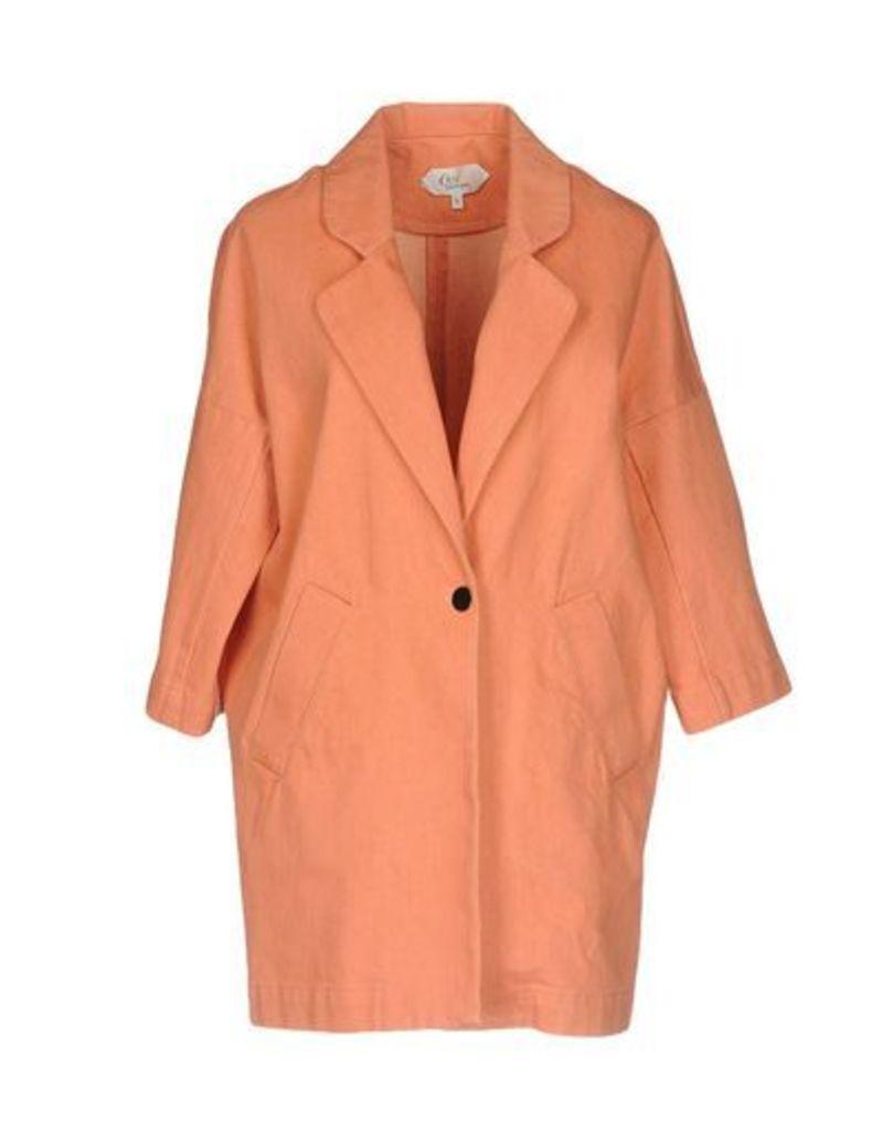 CYCLE DENIM Denim outerwear Women on YOOX.COM
