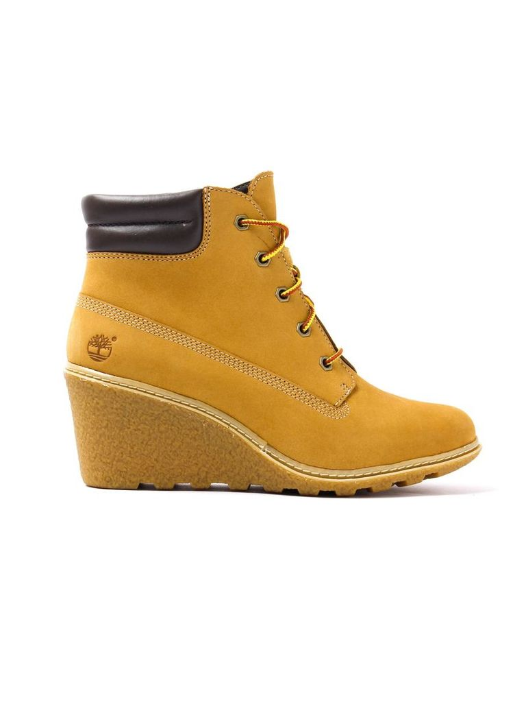 Womens Amston 6 Inch - Wheat Nubuck
