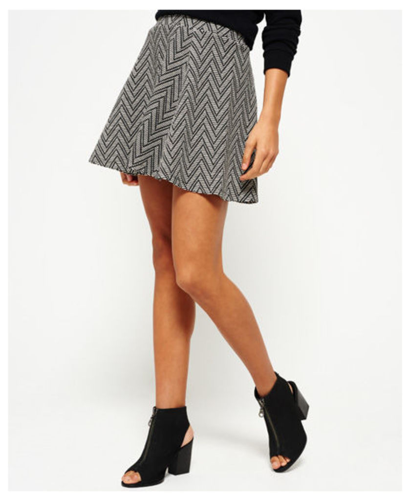 Superdry Midwest Rydell Skirt