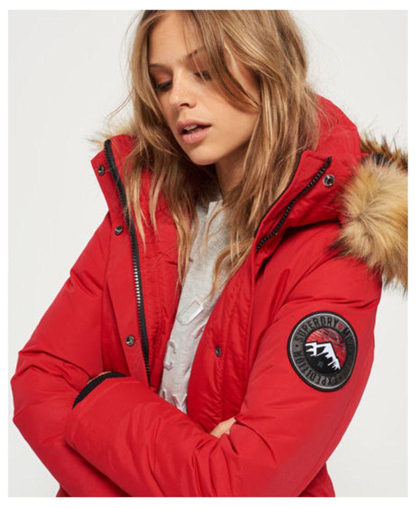 Superdry Ashley Everest Coat