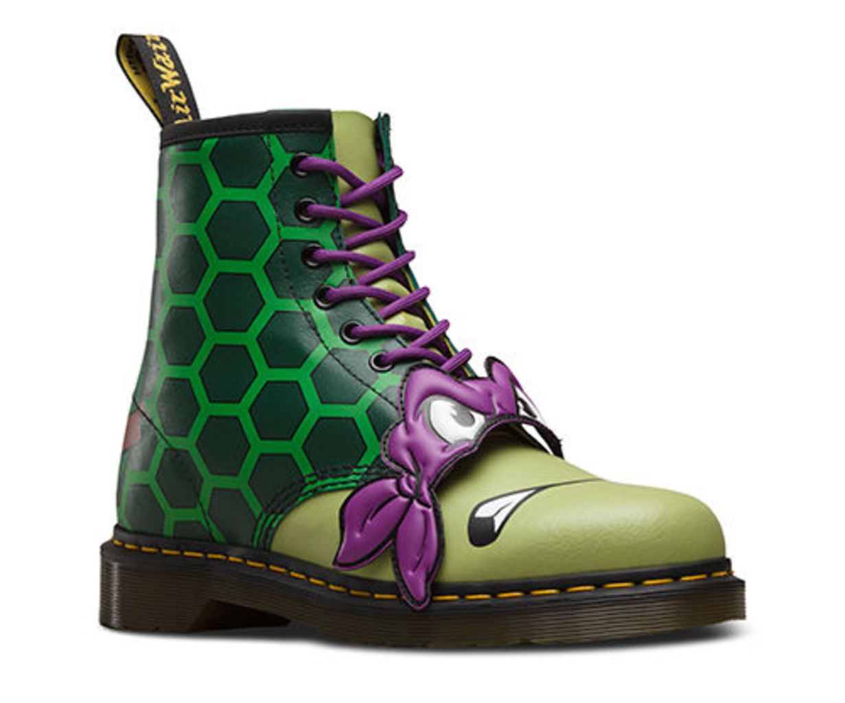 Donnie TMNT Boot