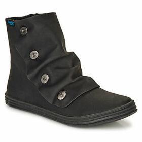 Blowfish Malibu  RABBIT  women's Mid Boots in Black