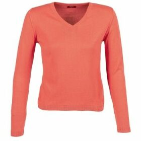 BOTD  ECORTA VEY  women's Sweater in Orange