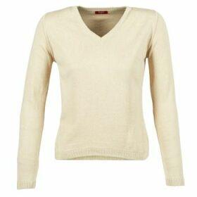 BOTD  ECORTA VEY  women's Sweater in Beige