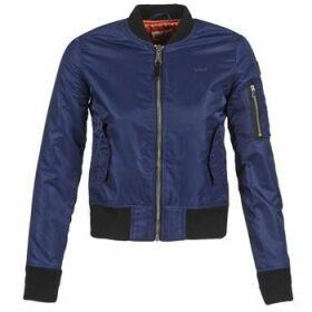 Schott  BOMBER BY SCHOTT  women's Jacket in Blue