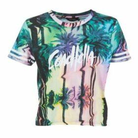 Eleven Paris  SLODET  women's T shirt in Multicolour