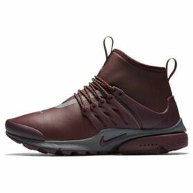 Nike  W Air Presto Mid Utility  women's Shoes (High-top Trainers) in multicolour