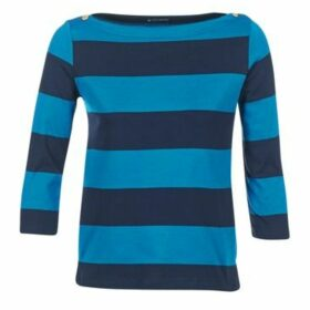 Petit Bateau  LEAMI  women's Sweatshirt in Blue