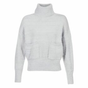 Betty London  HUPPINE  women's Sweater in Grey