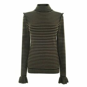 Boss Liannah Roll Knitted Jumper