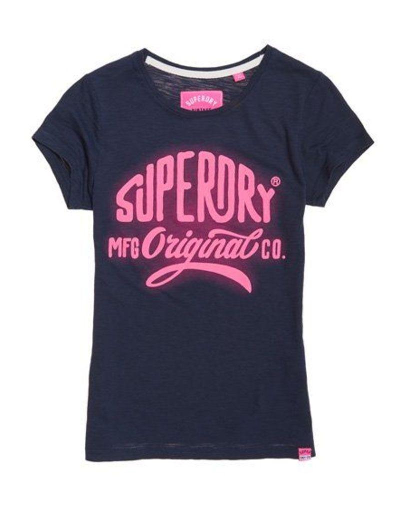 Superdry MFG Glow T-Shirt
