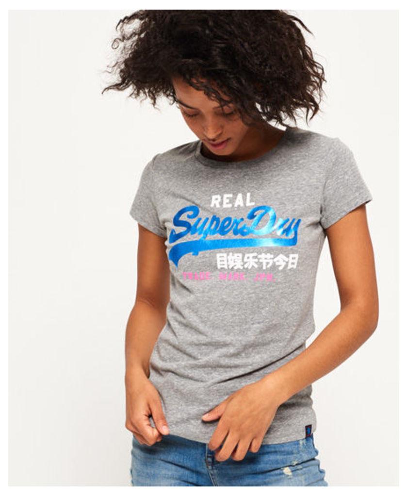 Superdry Vintage Logo Tri-Foil T-Shirt
