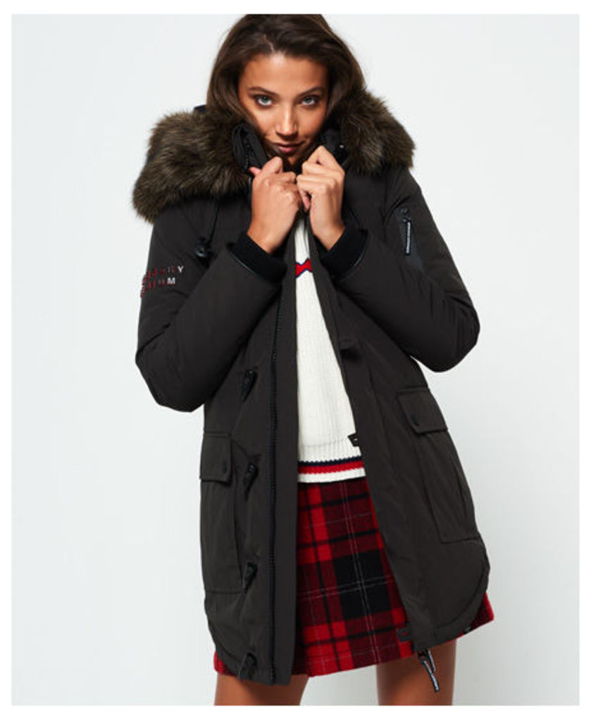 Superdry Premium Down Mothership Parka Jacket