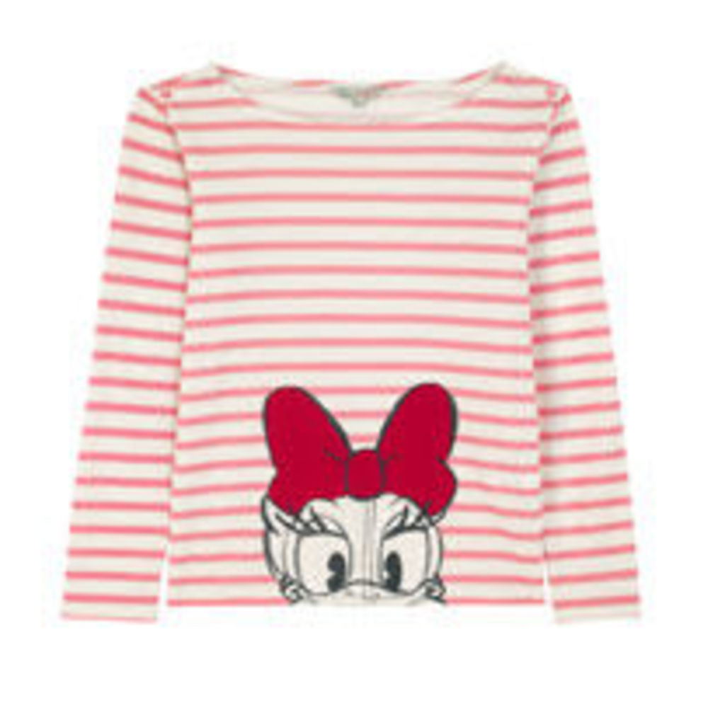 Mickey and Friends Daisy Placement Top