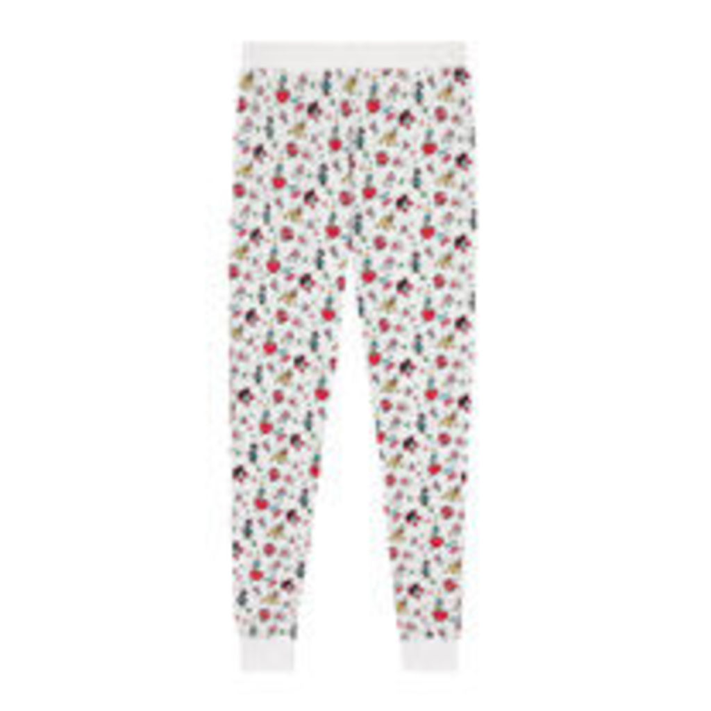 Mickey and Minnie Little Patches Jersey Leggings