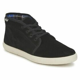 Victoria  6760  women's Shoes (High-top Trainers) in Black