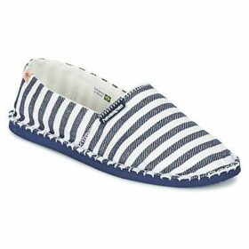 Havaianas  ORIGINE LISTREAS  women's Espadrilles / Casual Shoes in Blue