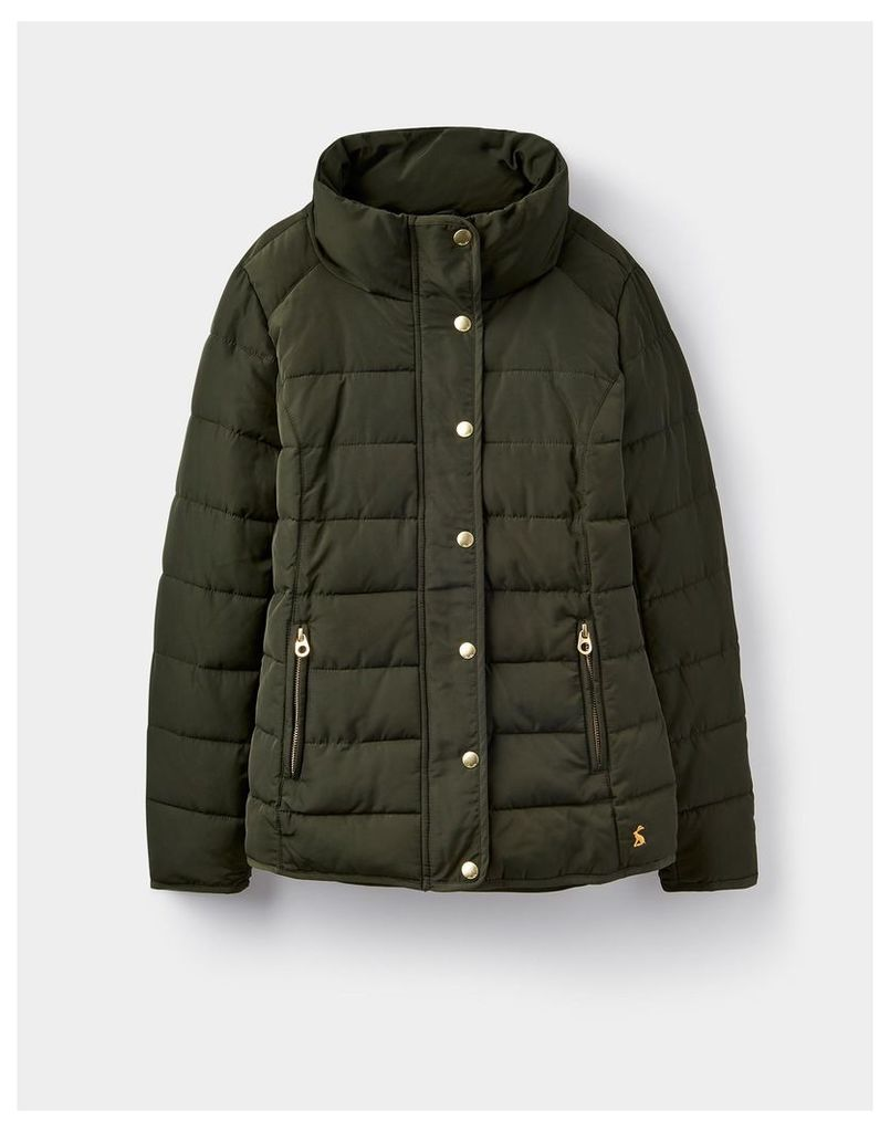 Everglade 124329 Womens Holthorpe padded jacket  Size 10 | Joules UK