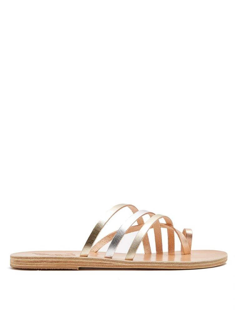 Apli Amalia leather sandals