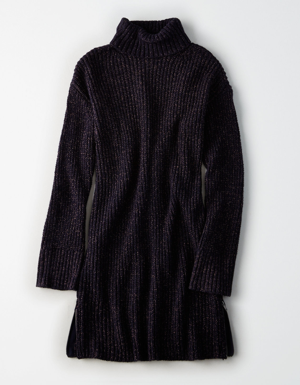 AE Ahh-Mazingly Soft Turtleneck Sweater Dress