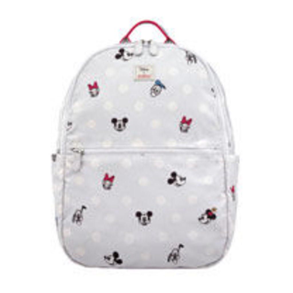 Mickey and Friends Button Spot Foldaway Backpack