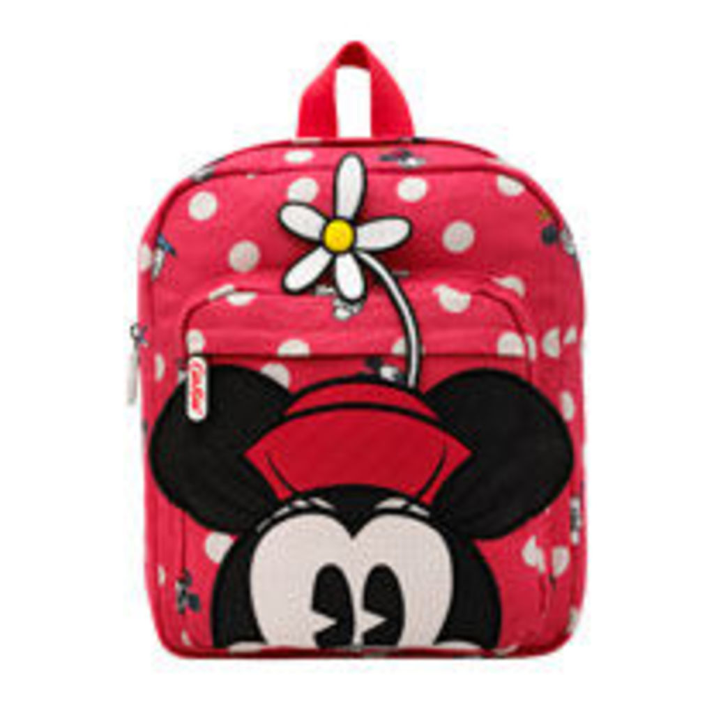 Mickey and Friends Button Spot Medium Backpack