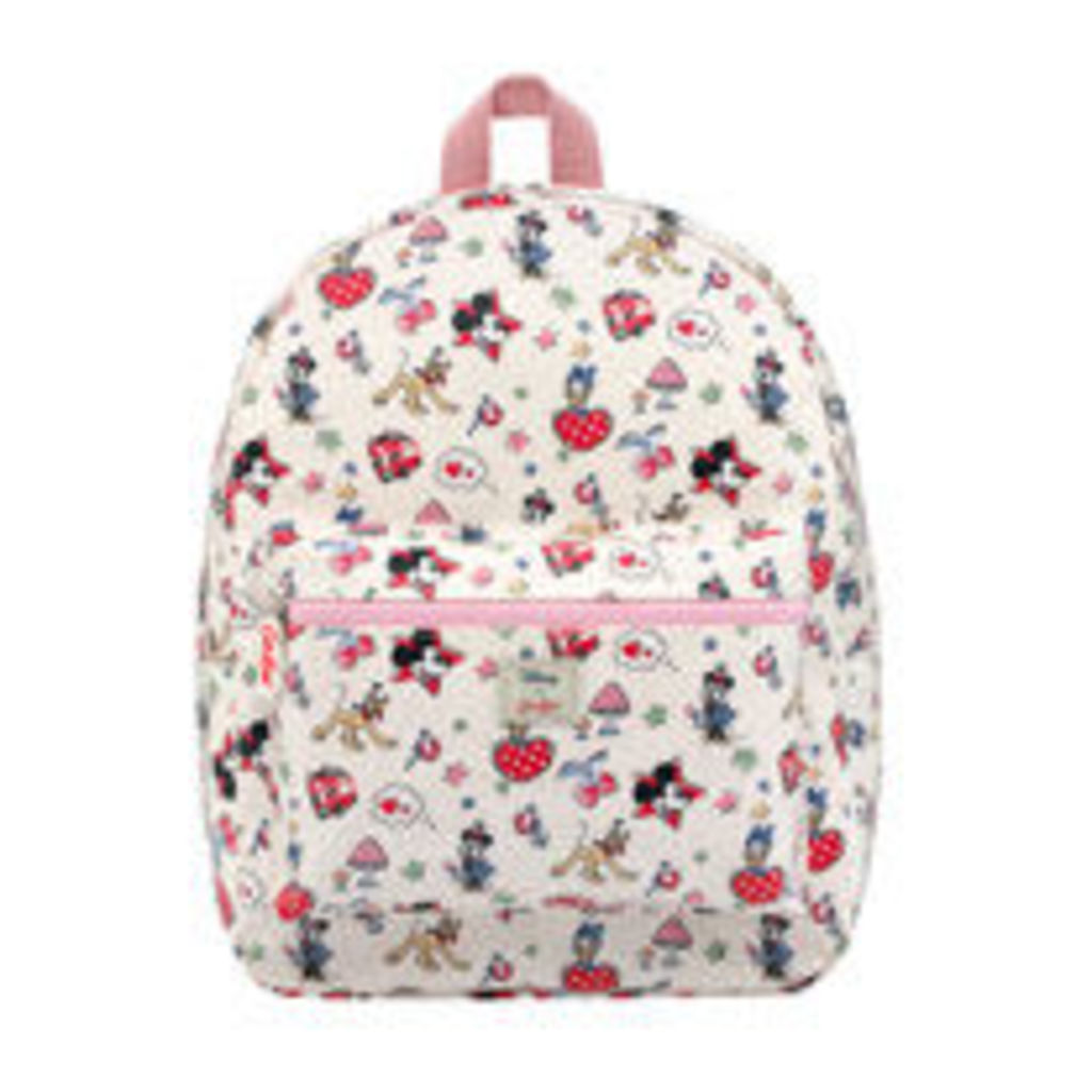 Mickey and Minnie Little Patches Padded Rucksack