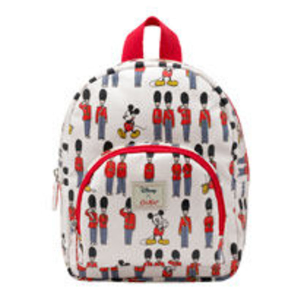 Mickey and Guards Mini Rucksack
