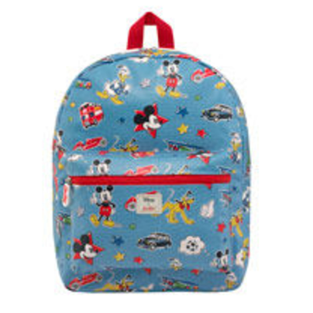 Mickey and Friends Patches Padded Rucksack