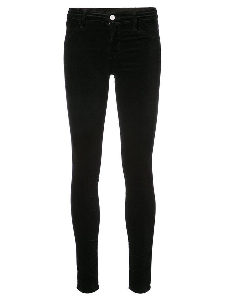 J Brand - skinny jeans - women - Cotton/Modal/Spandex/Elastane/Polyurethane - 23, Black