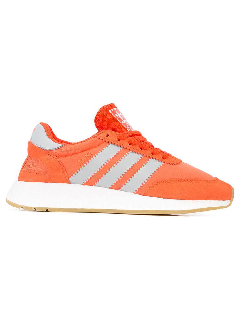 Adidas - Iniki runner sneakers - women - rubber/Polyester - 6.5, Yellow/Orange