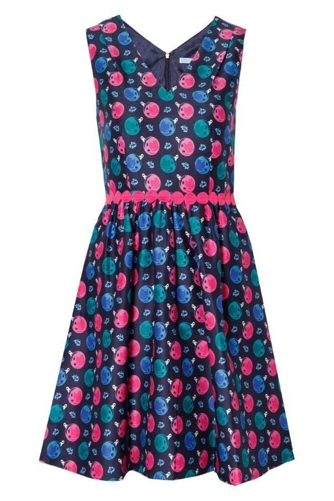 Jingle Dots Gracie Dress