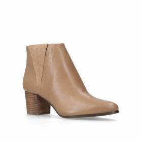 Womens Brissa Ankle Boots Vince Camuto Khaki, 11 UK