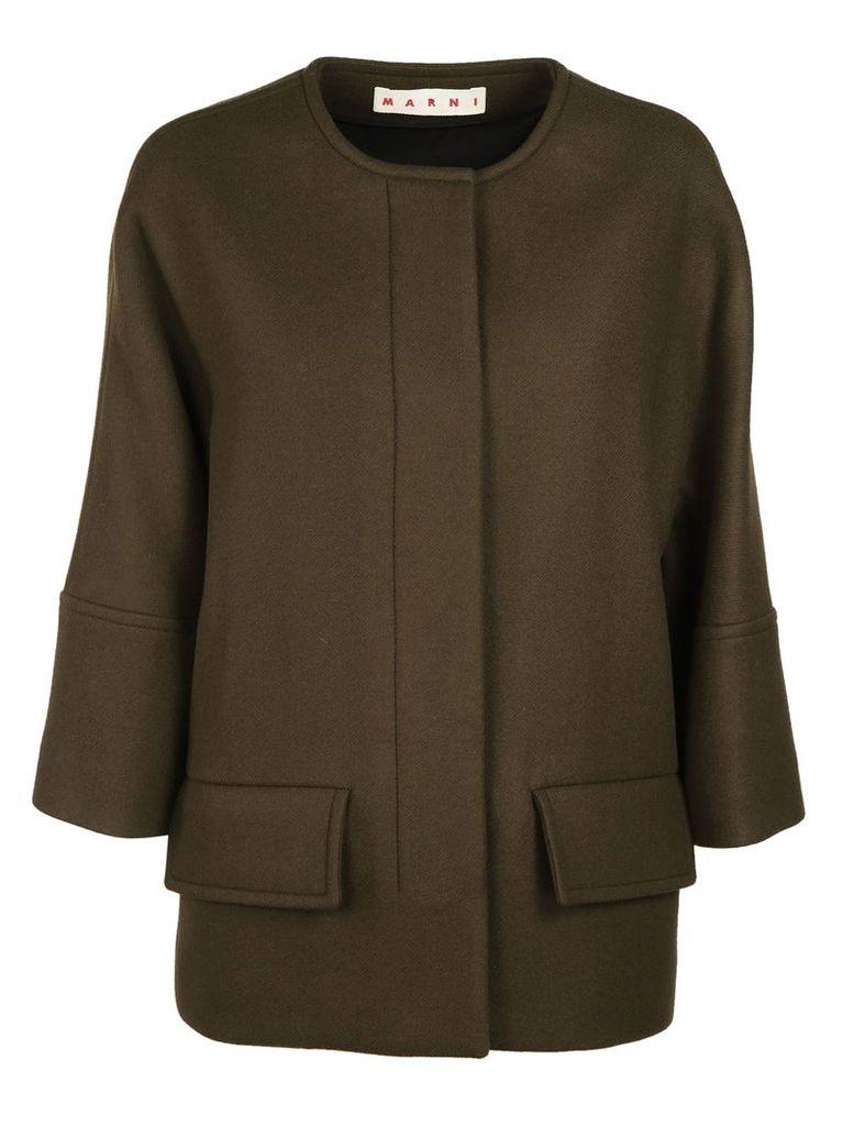 Marni Wide Sleeve Jacket