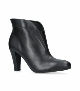 Leather Rida Boots