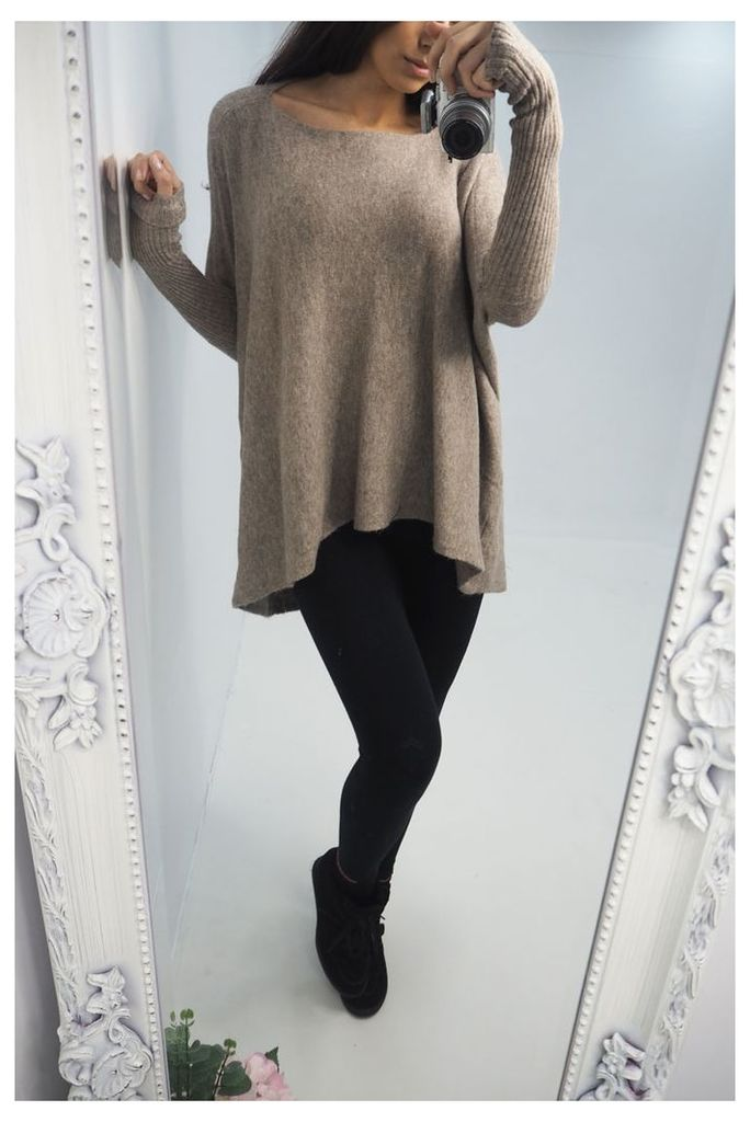 Gabs Loose Fit Knitted Jumper