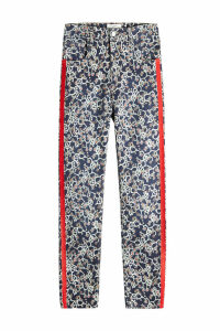 Isabel Marant toile Fliff Printed Trousers