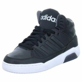 adidas  PLAY9TIS W  women's Shoes (High-top Trainers) in Black
