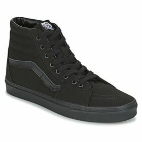 Vans  UA SK8-Hi  women's Shoes (High-top Trainers) in Black