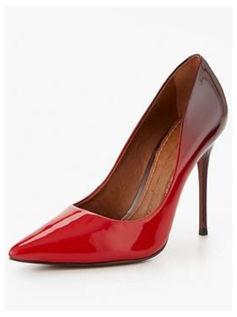Moda In Pelle Moda In Pelle Cristina Ombre Court Shoe, Red, Size 3, Women
