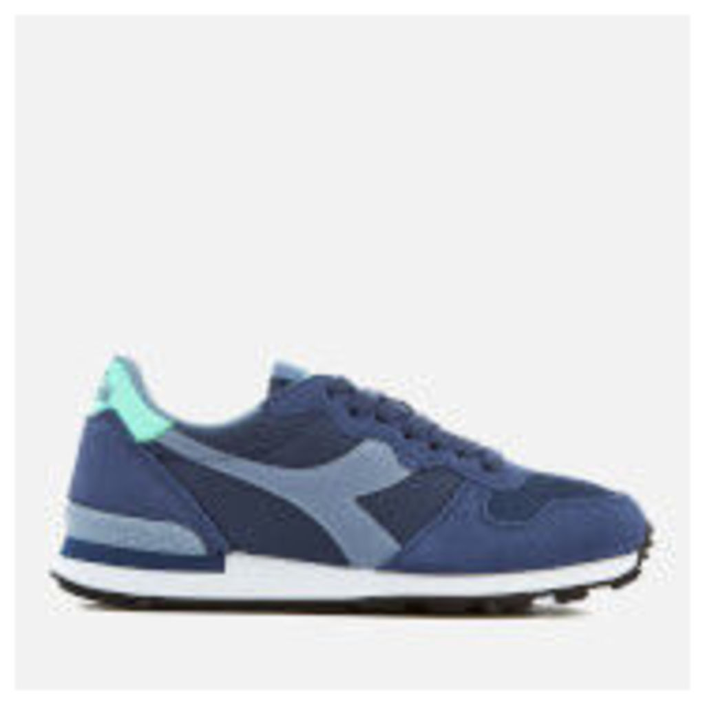 Diadora Women's Camaro Trainers - Blue Depths/Blue Ice