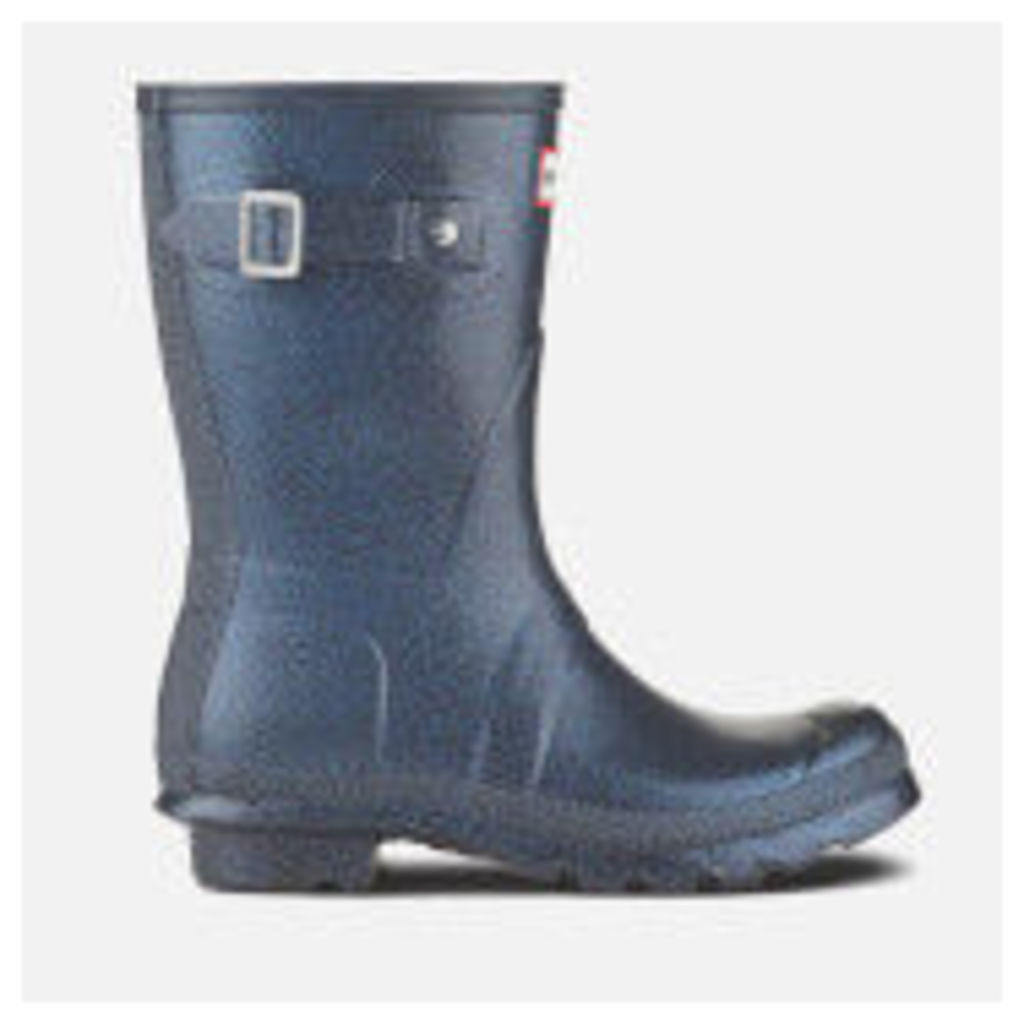 Hunter Women's Original Starcloud Short Wellies - Neptune