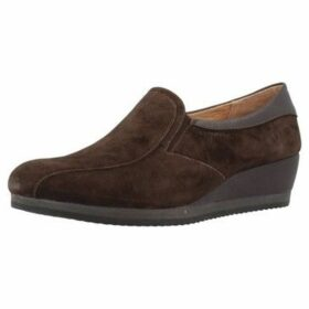 Stonefly  FRANCY 2 GOAT  women's Loafers / Casual Shoes in Brown
