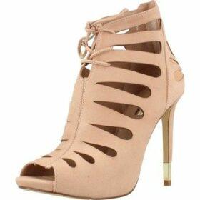 Guess  FL2AMA LEA09  women's Sandals in Pink