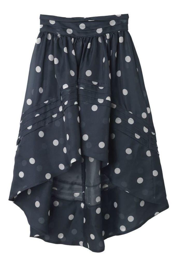 Seneca Silk Skirt